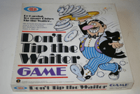 Board Game: Don't Tip the Waiter