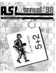 Board Game: ASL Mannual '98