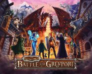 Board Game: The Red Dragon Inn: Battle for Greyport
