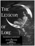 RPG Item: The Lexicon of Lore