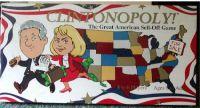 Board Game: Clintonopoly!
