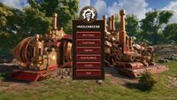 Video Game: Volcanoids