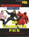 RPG Item: Masterminds And Madmen (HD Character Pack)