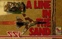 Video Game: A Line in the Sand