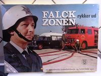 Board Game: Falck Rykker Ud