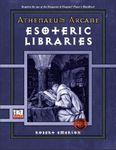 RPG Item: Esoteric Libraries