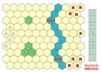 Board Game: Escape das Estepes