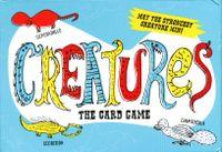 Board Game: Creature Clash! Card Game