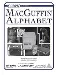 RPG Item: MacGuffin Alphabet