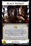 Board Game: Dominion: Black Market Promo Card