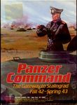Board Game: Panzer Command: The Gateway to Stalingrad Fall '42-Spring '43
