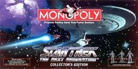 Board Game: Monopoly: Star Trek The Next Generation