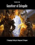 RPG Item: The World of Gaile: Gazetteer of Estegalle