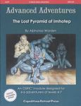 RPG Item: AA#09: The Lost Pyramid of Imhotep