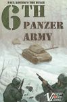 Board Game: Paul Koenig's The Bulge: 6th Panzer Army