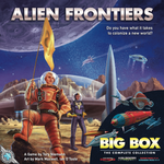Board Game: Alien Frontiers Big Box