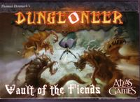 Board Game: Dungeoneer: Vault of the Fiends