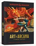 RPG Item: Art and Arcana: A Visual History