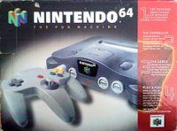 Video Game Hardware: Nintendo 64