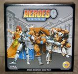 Board Game: Heroes Incorporated