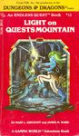 RPG Item: Book 12: Light on Quests Mountain
