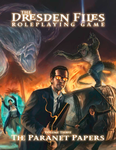 RPG Item: The Dresden Files Roleplaying Game, Volume 3: The Paranet Papers