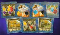 Board Game: Grand Cru: Innovation Tiles