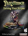 RPG Item: Earning Your Stripes
