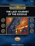 RPG Item: Daring Tales of the Space Lanes 04: The Last Journey of the Exodus