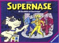 Board Game: Supernase