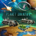 Board Game: Planet Unknown