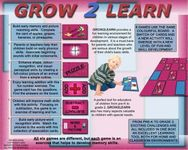 Board Game: Grow2Learn