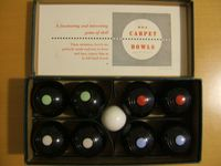 Board Game: Carpet Bowls