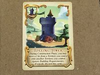 Board Game: Bunny Kingdom: Rolling Tower