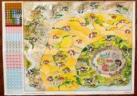 Board Game: La Guerre des magiciens