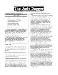 RPG Item: The Jade Dagger