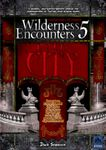 RPG Item: Wilderness Encounters 5: Inner City