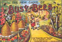 Board Game: The New Game of Busy Bees