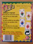 Board Game: Olé!