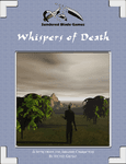 RPG Item: Whispers of Death: A Sourcebook for Assassin Characters