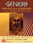 Board Game: Genesis: Empires and Kingdoms of the Ancient Middle East