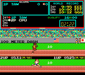 Video Game: Track & Field