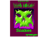 RPG Item: Lesser Threats: Snakes