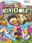 Video Game: Carnival Games MiniGolf