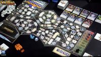 Board Game: Clank! In! Space!: A Deck-Building Adventure