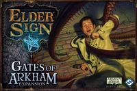 Board Game: Elder Sign: Gates of Arkham
