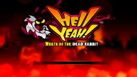 Video Game: Hell Yeah! Wrath of the Dead Rabbit