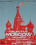 Board Game: Objective Moscow: The Death of Soviet Communism