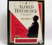 Board Game: Alfred Hitchcock: The Unexplained