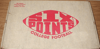 Board Game: Six Points College Football